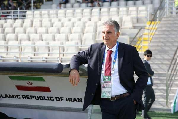 شکایت فدراسیون فوتبال از کارلوس کی روش به دادگاه CAS