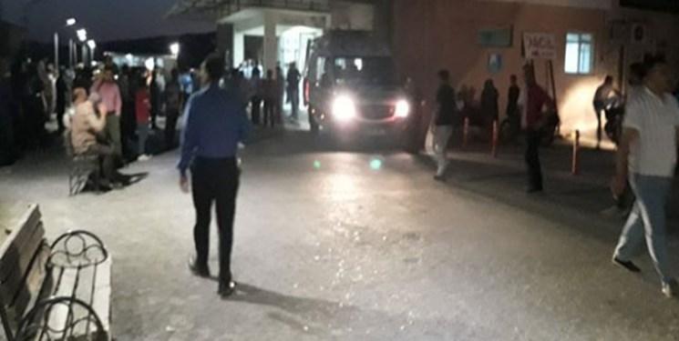2 کشته و 8 مجروح در انفجار بمب در جنوب شرق ترکیه