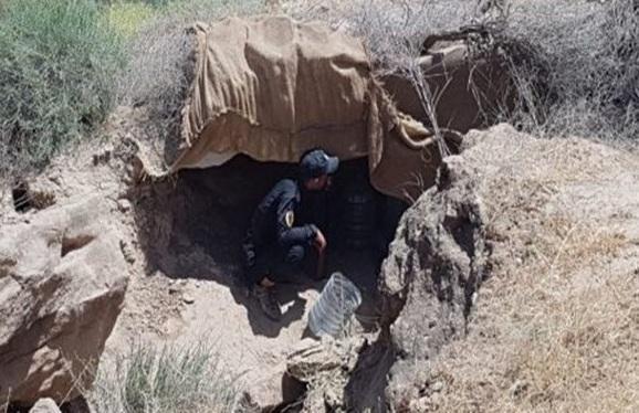 الحشد الشعبی از کشف شواهد ادامه حمایت قدرت هایی خارجی از داعش در عراق خبر داد