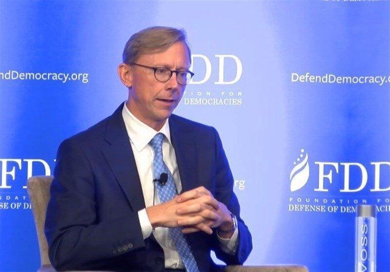 جیسون رضائیان: رفتن هوک تایید ضمنی شکست سیاست فشار حداکثری است