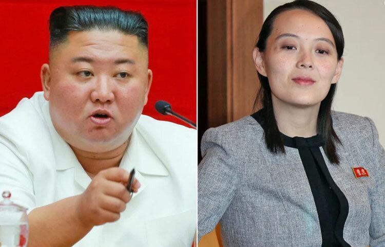 چه بلایی سر کیم یو-جونگ آمده است؟ ، 35 روز بی خبری از خواهر رهبر کره شمالی