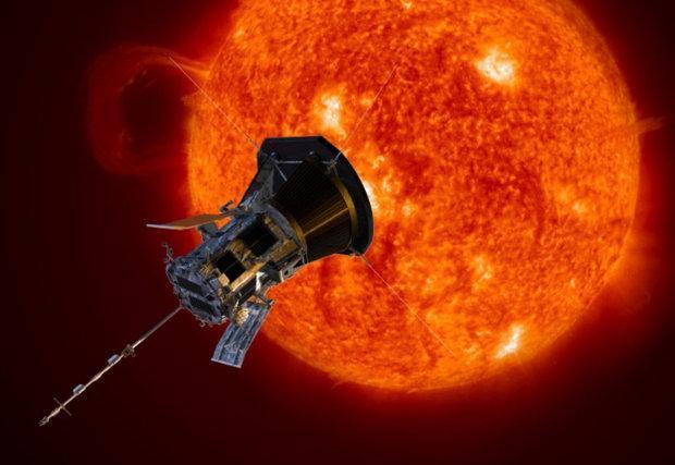 کاوشگر پارکر به خورشید نزدیک تر می گردد