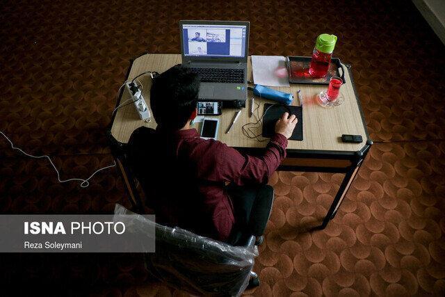 پوشش آموزشی معلمان برای تدریس در فضای مجازی