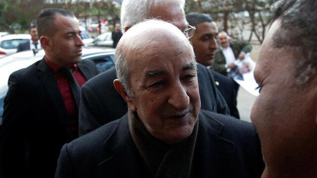 رئیس جمهور الجزایر طی روزهای آینده بازمی شود