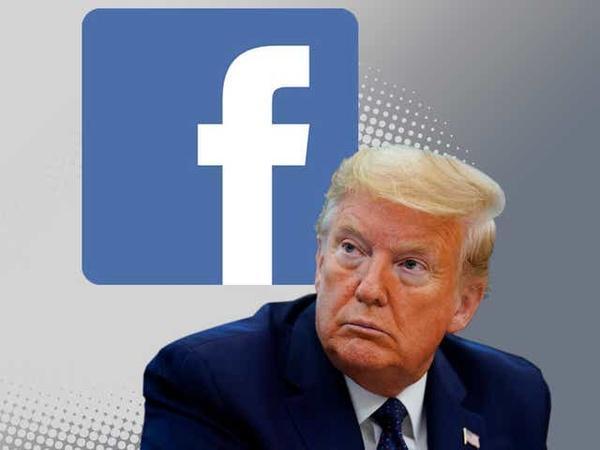 رای هیات بازبینی فیس بوک درباره حساب ترامپ به تاخیر افتاد