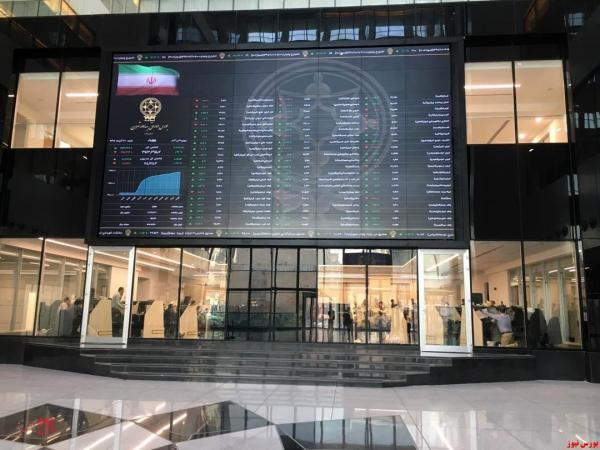 بورس سبزپوش شد، روز خوش اقبالی سهامداران بانکی