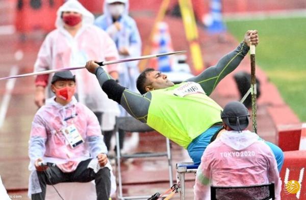 2 رقمی شدن طلای کاروان پارالمپیک ایران