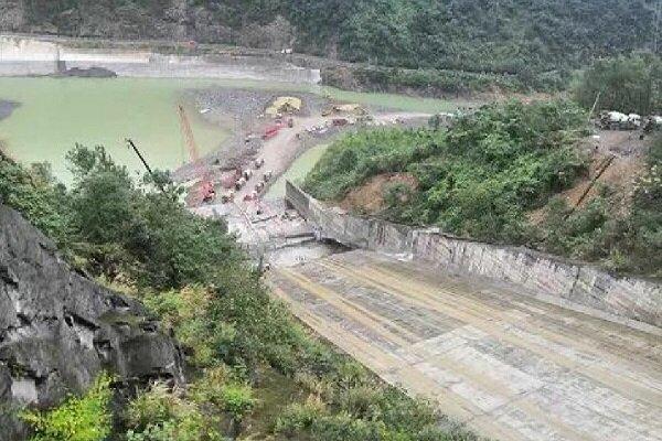 تخلیه 5400 نفر از شهروندان استان هوبئی در پی تخریب یک سد عظیم